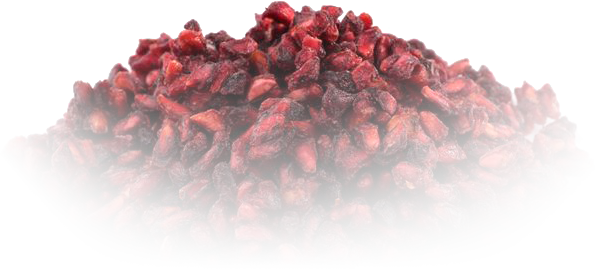 Organic Purple Pomegranate Seeds